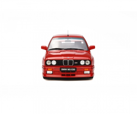 schuco 1:18 BMW M3, red, 1986