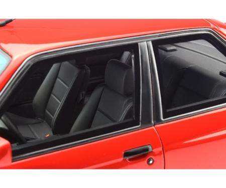 schuco 1:18 BMW M3, red, 1986