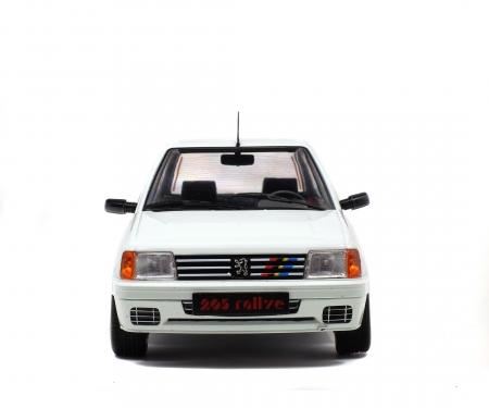 schuco 1:18 Peugeot 205 Rallye 1988