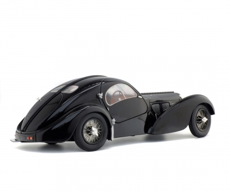schuco 1:18 Bugatti Atlantic SC, black