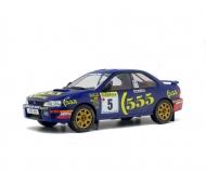 1:18 Subaru Impreza #5, Rallye Monte Carlo, 1995