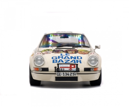 """1:18 Porsche 911 Carrera 2.8 RSR """"Le Grand Bazar"""", 1973"""