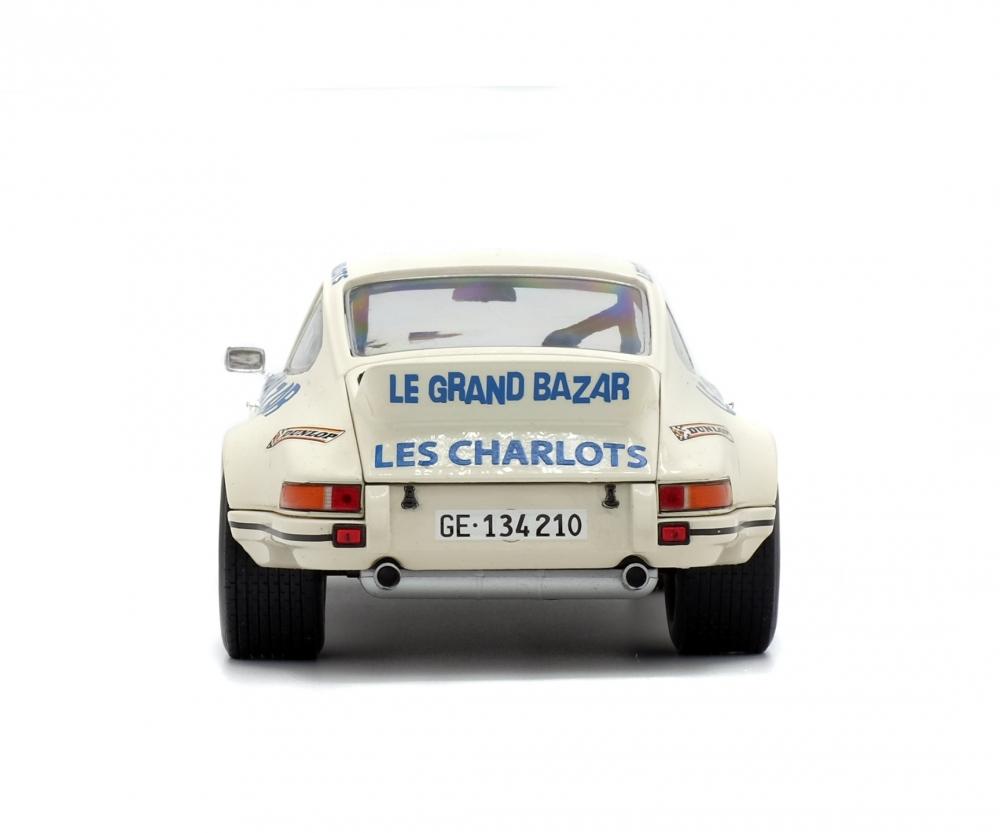 1 18 porsche 911 carrera 2 8 rsr le grand bazar 1973. Black Bedroom Furniture Sets. Home Design Ideas