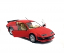 schuco 1:18 Alpine A310 Pack GT, red