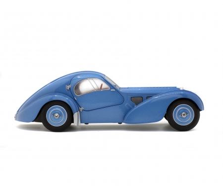 schuco 1:18 Bugatti Atlantic SC, blue