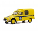 schuco 1:18 Citroën Acadiane Michelin, 1984