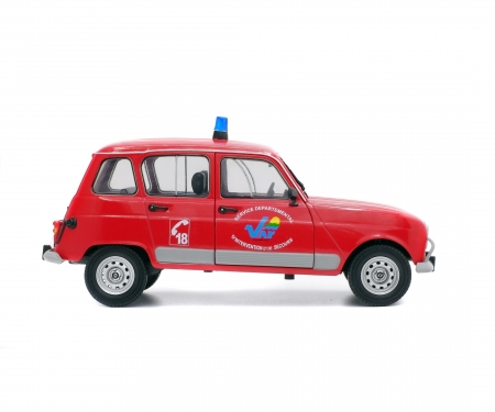 1:18 Renault 4L GTL Pompier Du Var