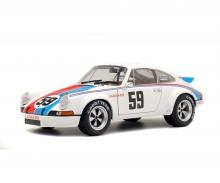 schuco 1:18 Porsche 911 RSR BRUMOS 24H Daytona