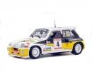 schuco 1:18 Renault 5 Maxi Turbo, Rallye De Asturias 86, C. Sainz, #4