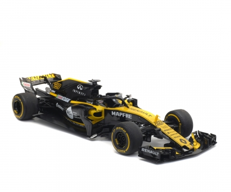 schuco 1:18 Renault R.S. 18 Version De Lancement, 2018