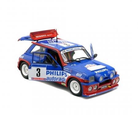 schuco 1:18 Renault R5 Maxi Turbo #3