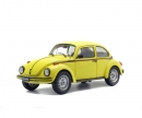 schuco 1:18 VW Beetle Sport, yellow