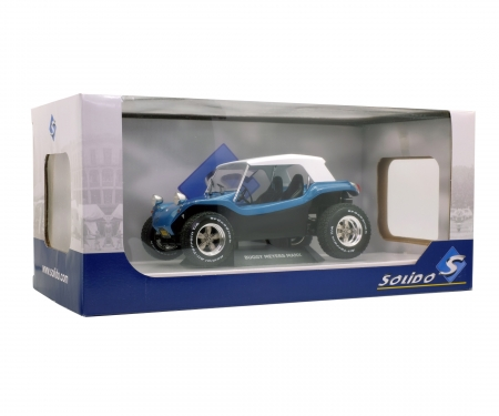 schuco 1:18 Meyers Manx Buggy, blue