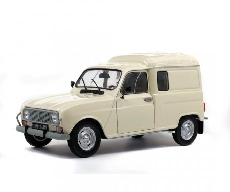 1:18 Renault 4LF4, white