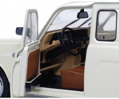 schuco 1:18 Renault 4LF4, white