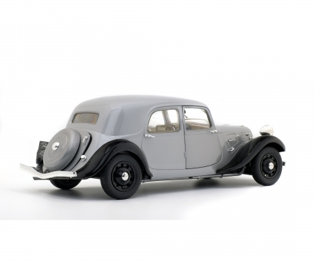 schuco 1:18 Citroen Traction 11B