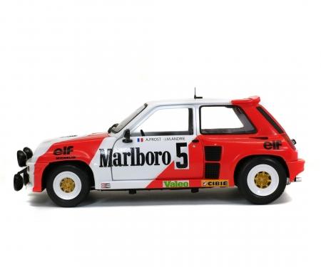 schuco 1:18 Renault 5 Turbo #5 Prost