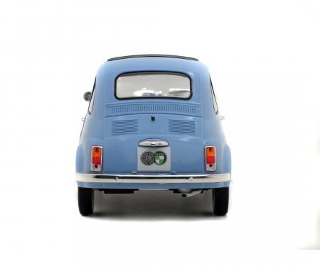 schuco 1:18 Steyr Puch 500, blue