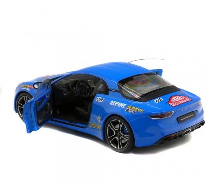 1:18 Alpine A110, 2018, blue