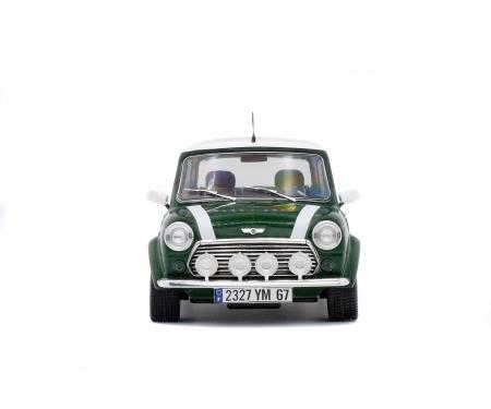 1:18 Mini Cooper Sport, green