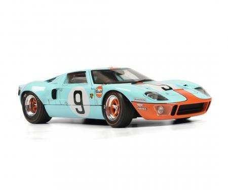 schuco 1:18 Ford GT40 MK1 #9, 1968