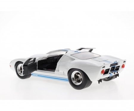schuco 1:18 Ford GT40 MK1, 1968