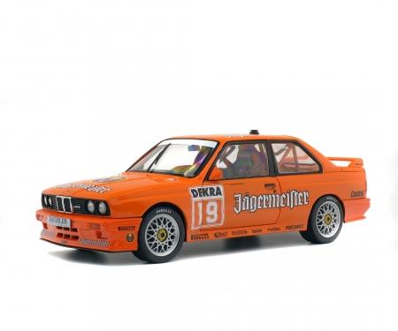 schuco 1:18 BMW E30 DTM #19, 1992