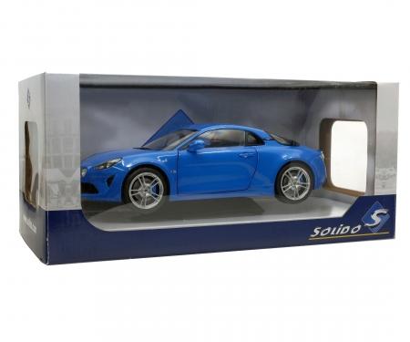 schuco 1:18 Alpine A110 PURE blue