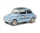 schuco 1:18 Fiat 500 S.PELLEGRINO