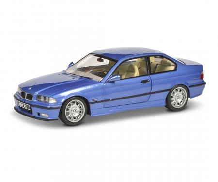 schuco 1:18 BMW E36 Coupé M3 blue