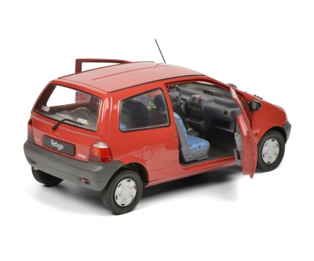 schuco 1:18 Renault Twingo red