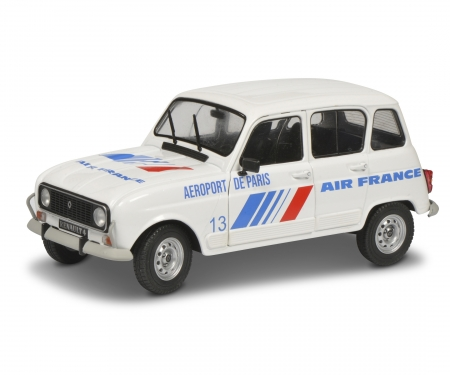 schuco 1:18 Renault 4L AIR FRANCE