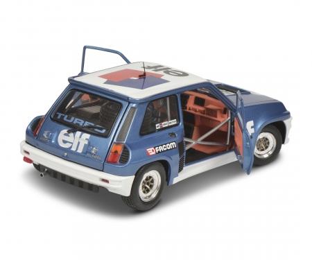 schuco 1:18 Renault 5 Turbo #49