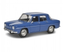 schuco 1:18 Renault 8 Major blue