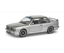 schuco 1:18 BMW E30 M3 silver