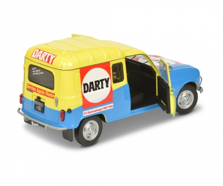 schuco 1:18 Renault 4LF4 DARTY