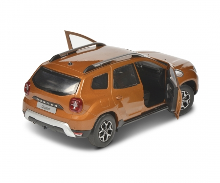 schuco 1:18 Dacia Duster MK2 orange