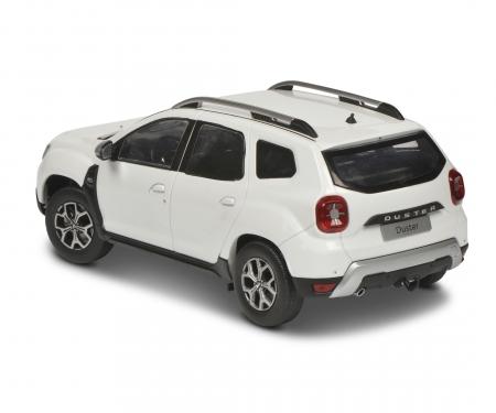 schuco 1:18 Dacia Duster MK2 white