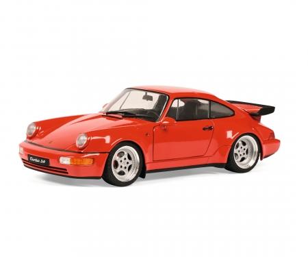 schuco 1:18 Porsche 911 3.8 RS rot