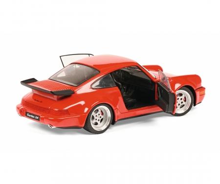 schuco 1:18 Porsche 911 3.8 RS red
