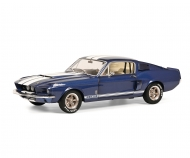 schuco 1:18 Shelby Mustang GT500 bl.