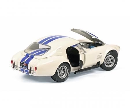 schuco 1:18 AC Cobra 427 hardt.white