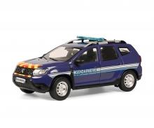 schuco 1:18 Dacia Duster GENDARMERIE