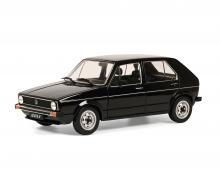 schuco 1:18 VW Golf L black