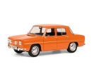schuco 1:18 Renault R8 TS orange