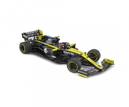 schuco 1:18 Renault RS 20 black #31