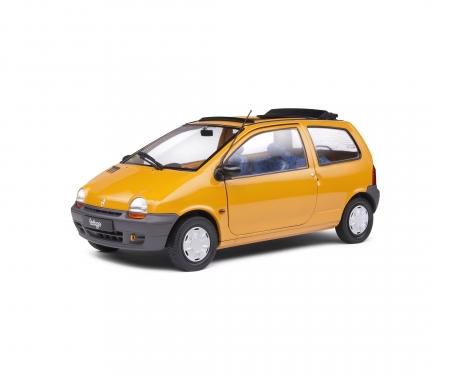 schuco 1:18 Renault Twingo oange