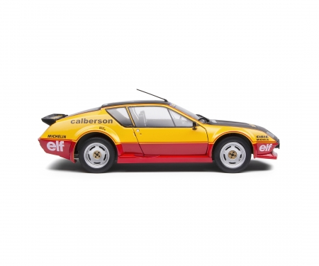 schuco 1:18 Alpine A310 orange