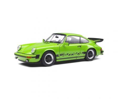 schuco 1:18 Porsche 911 3.2 green