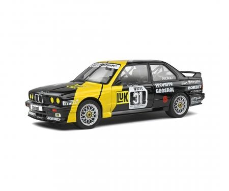 schuco 1:18 BMW E30 M3 black #31